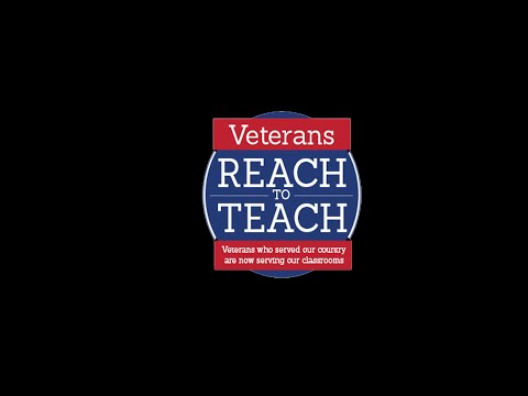 Veterans Reach to Teach