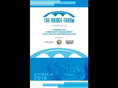 The Bridge Forum Louisville 2016