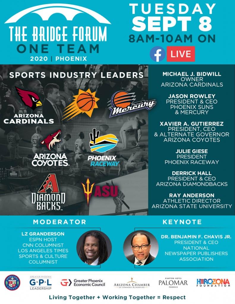 The Bridge Forum | One Team | Phoenix